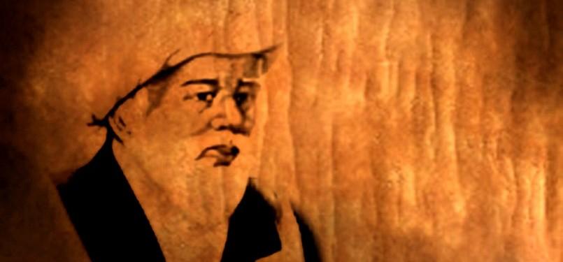 Syekh Yusuf Al-Makassari (ilustrasi).