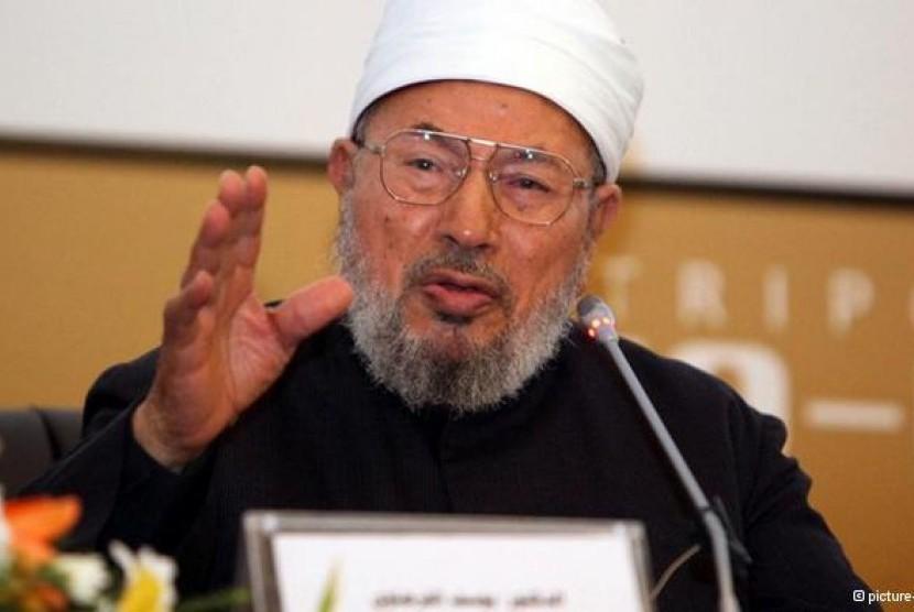 Syekh Yusuf Al-Qardhawi
