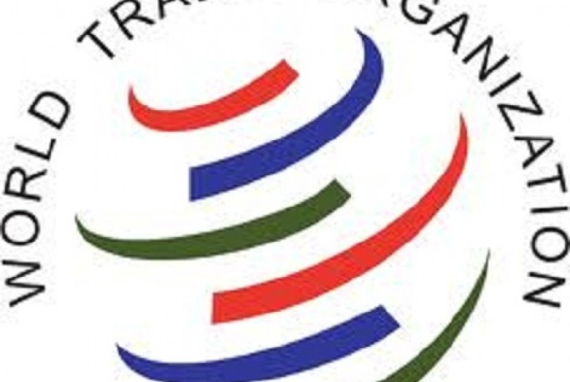 Symbol of World Trade Organization (WTO)