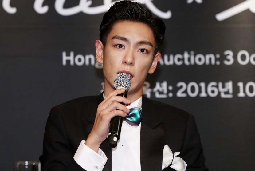 T.O.P 'Big Bang' Diberhentikan dari Wamil