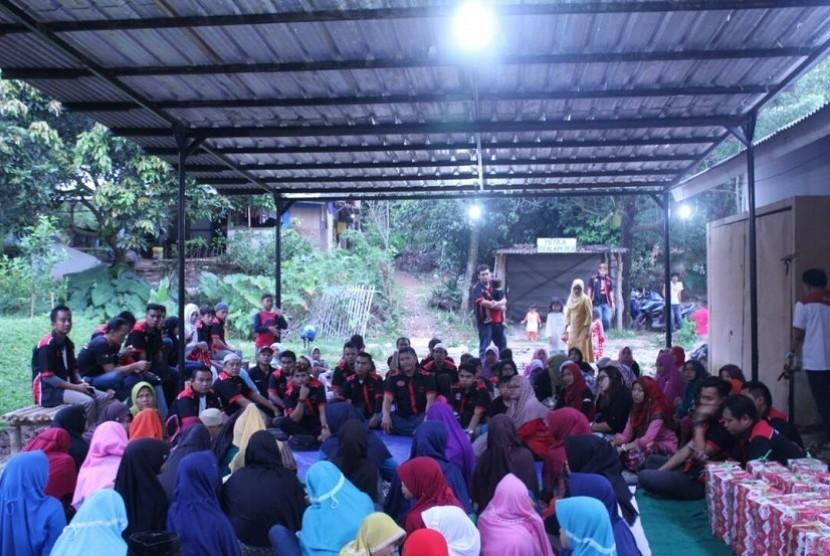 TAC Chapter Karawang berbuka bersam dengan anak yatim piatu