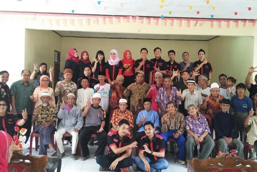 TAC Chapter Lampung gelar baksos
