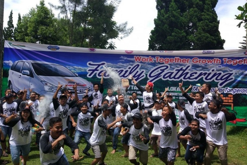 TACI Chapter Tangerang gelar Family Gathering