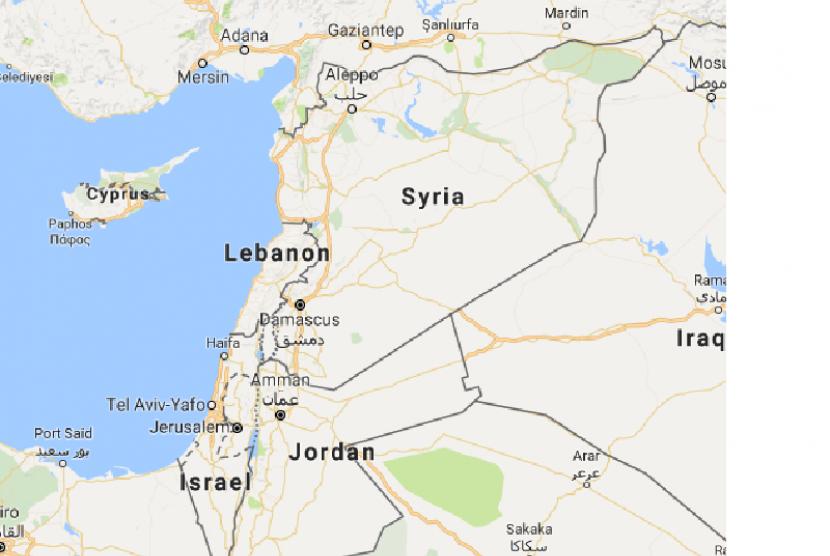 Risalah Nabi Ibrahim di Tanah Palestina