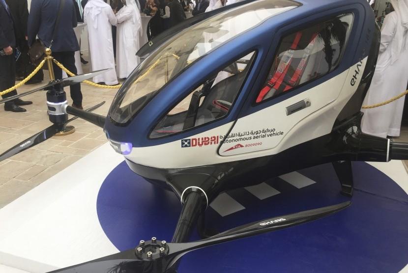 Taksi Drone Dubai