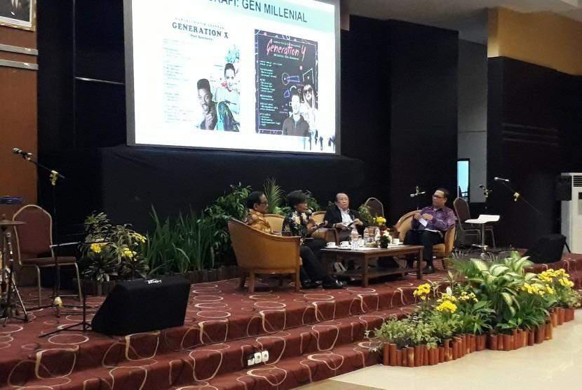 BPD DIY Syariah Ajak Mitra Pahami 'Disruption' Ekonomi
