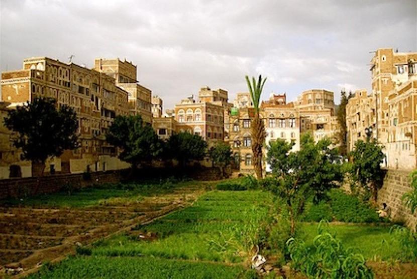 Taman Miqshamah, Yaman