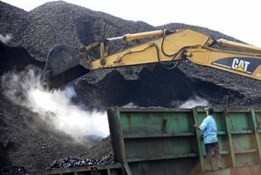Batu Bara Indonesia Siap Dominasi Pasar Cina