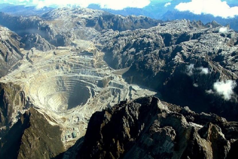tambang emas Grasberg, Papua