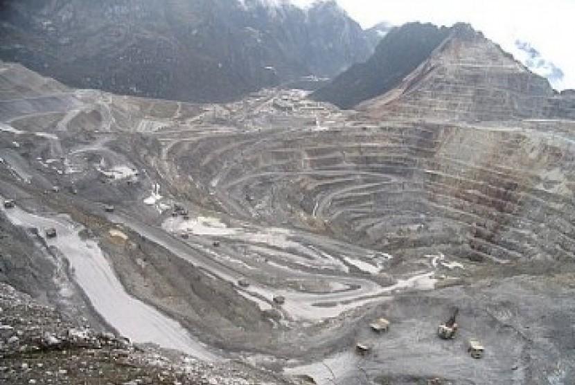 Tambang Freeport di Papua