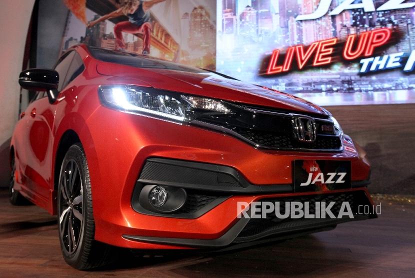 Honda Jazz Jadi Pemimpin Pasar di Kelas Hatchback