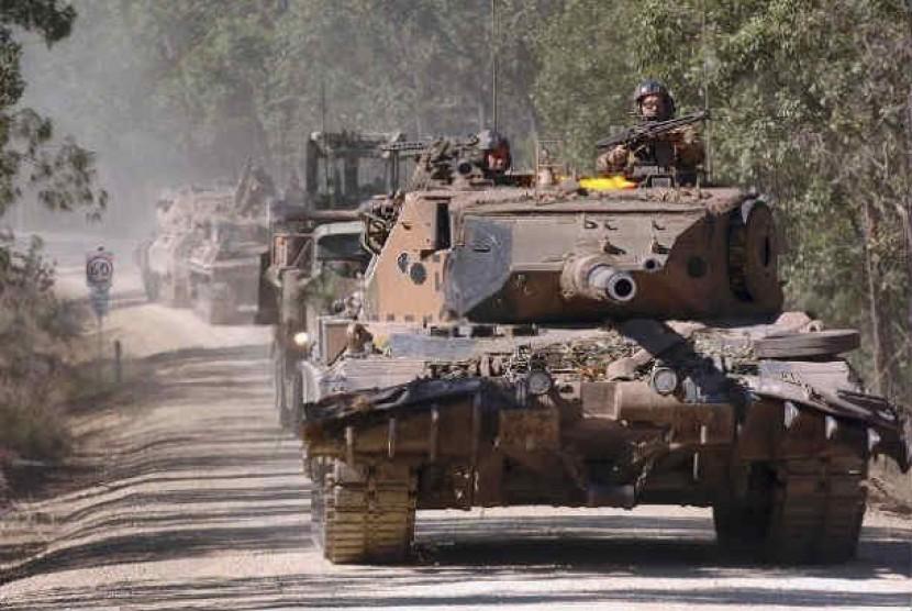 Tank Leopard buatan Jerman