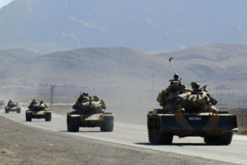 Tank Suriah