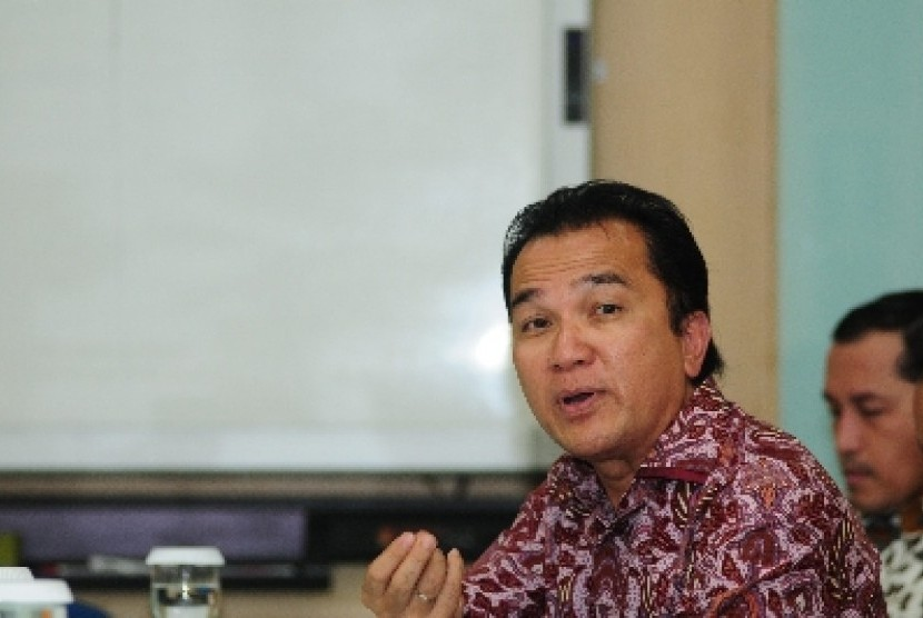 Tantowi Yahya Picture: Komisi I: Dewan Pers Tak Wajib Bantu 22 Situs Terblokir