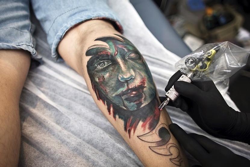 Tato bisa sebabkan gejala mirip kanker republika online tato ilustrasi thecheapjerseys Gallery