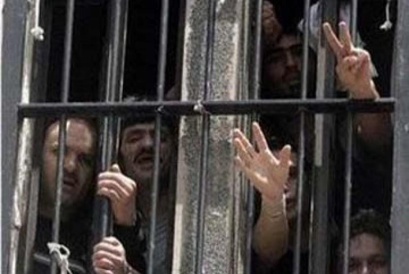 Israel Jatuhkan Penjara Seumur Hidup untuk Empat Warga Palestina