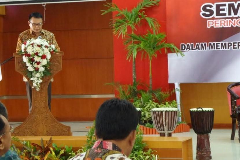 TB Hasanudin Enggan Ungkap Strategi di Pilkada Jabar