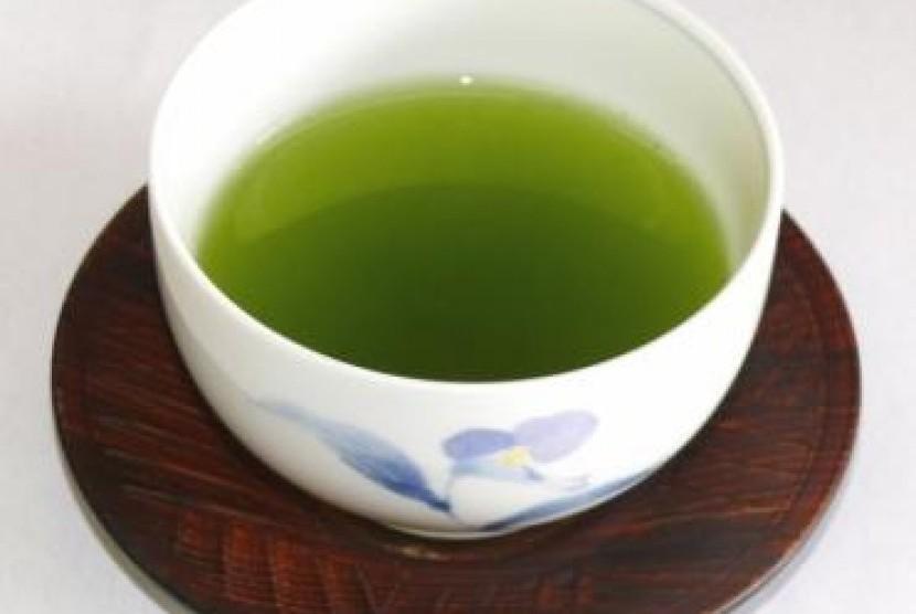 Cara Minum Teh Hijau Layaknya Master Jepang | Republika Online