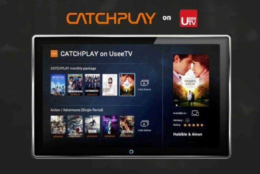 Telkom dan CATCHPLAY meluncurkan layanan CATCHPLAY SELECT yang memungkinkan pelanggan IndiHome dapat menikmati koleksi film Blockbuster terbaru tanpa batas dengan tarif lebih terjangkau.