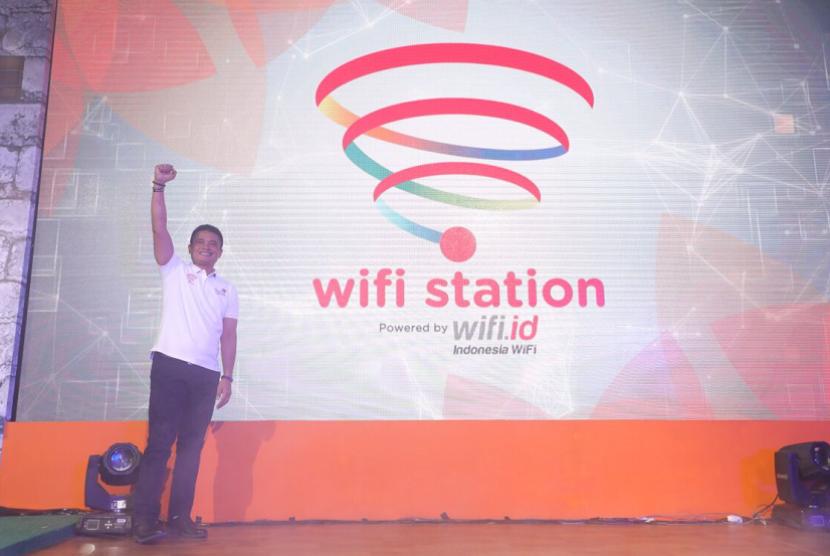 Telkom luncurkan dua layanan Wifi terbaru.