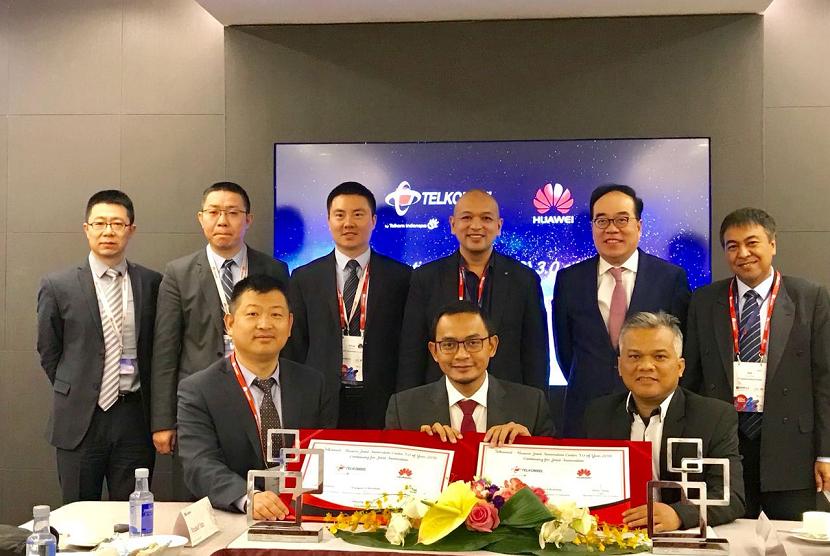 Telkomsel bekerja sama dengan Huawei meluncurkan CloudAIR 2.0. Ini merupakan kerja sama Huawei's Joint Innovation Center 2.0 (JIC2.0) di Spanyol.