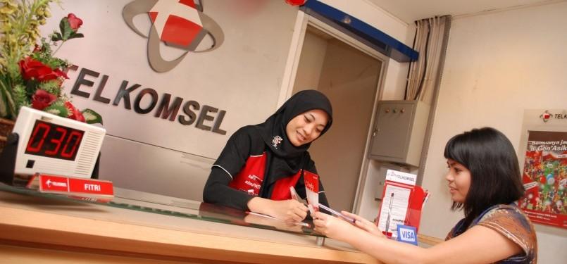 Telkomsel pastikan layanan kepada pelanggan tidak terganggu aksi mogok karyawan. (ilustrasi)