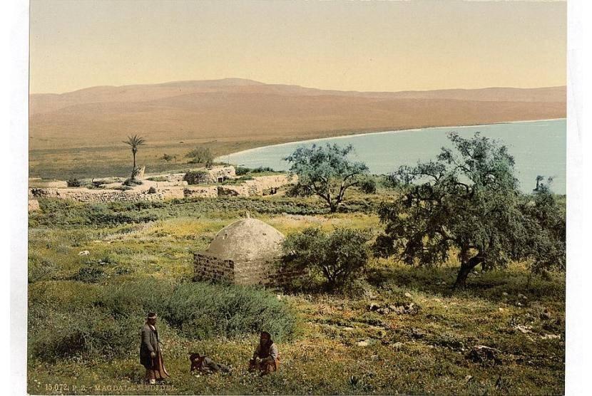Tempat di mana Maryam melahirkan Isa Almasih