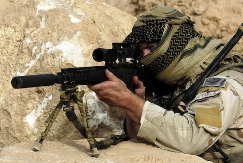 Tentara AL Amerika Serikat di Afghanistan