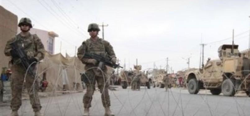 Tentara AS (ilustrasi)