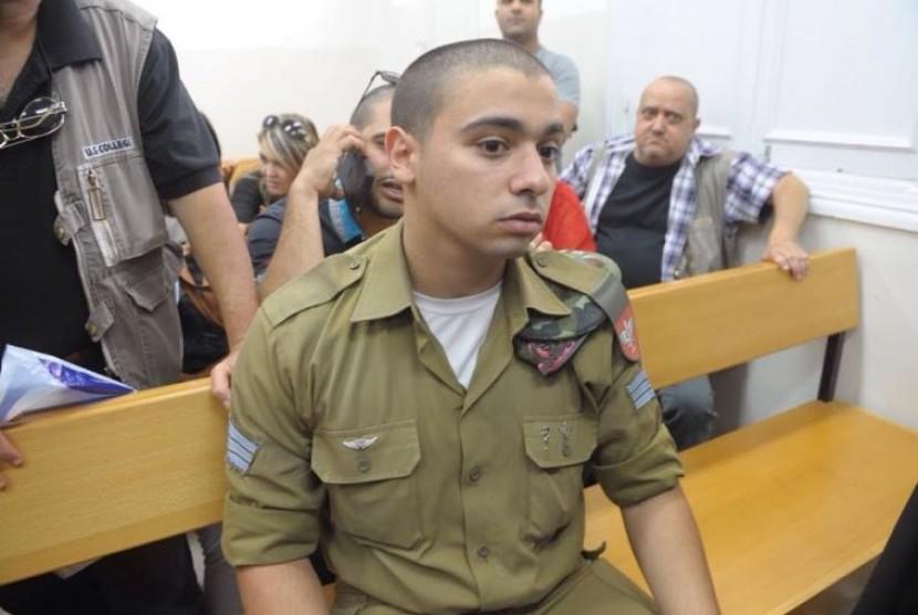 Tentara Israel Tetap Dihukum Atas Penembakan Warga Palestina