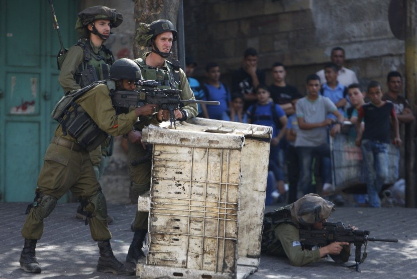 Israel Tembak Mati Remaja Palestina