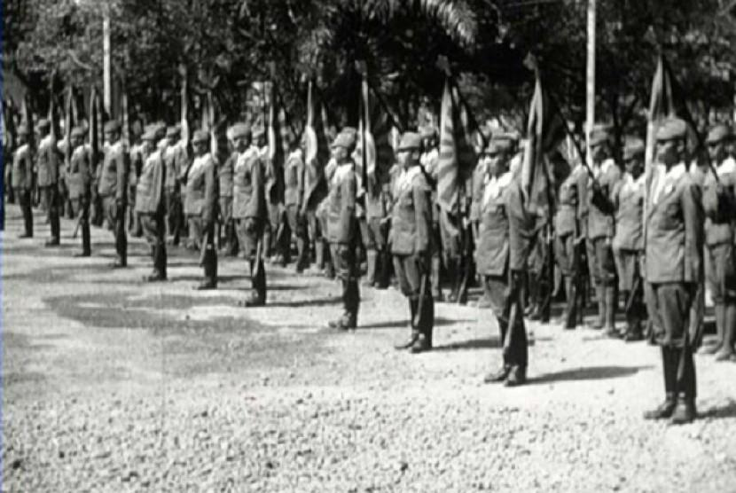 Tentara Jepang (Ilustrasi).