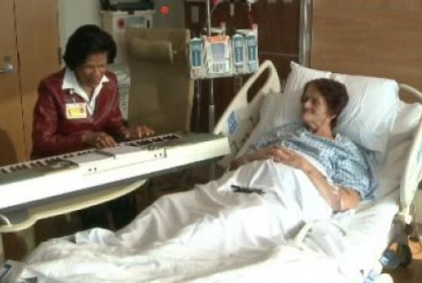 Terapi musik bagi pasien bedah