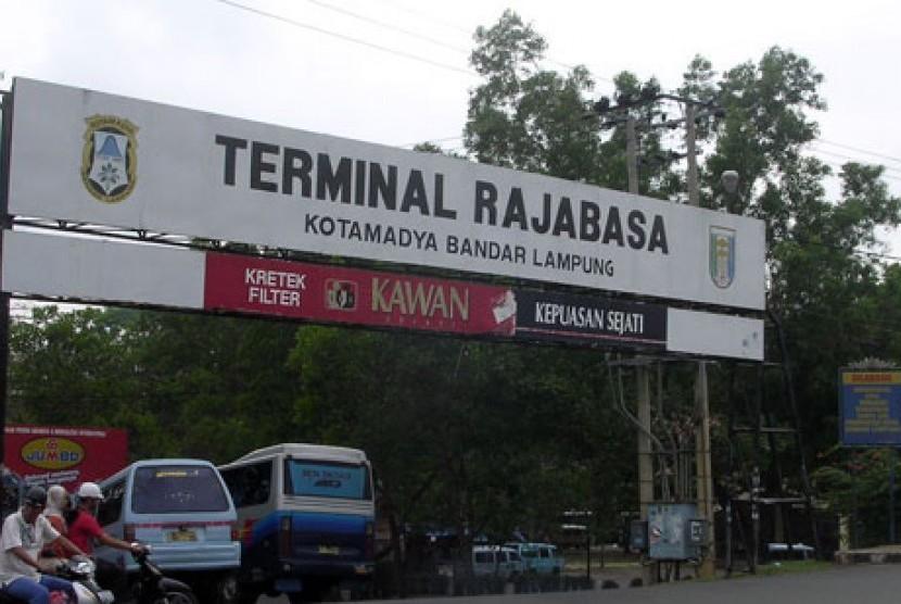 Terminal Rajabasa
