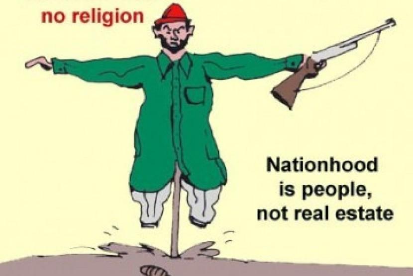 Terorisme (ilustrasi).