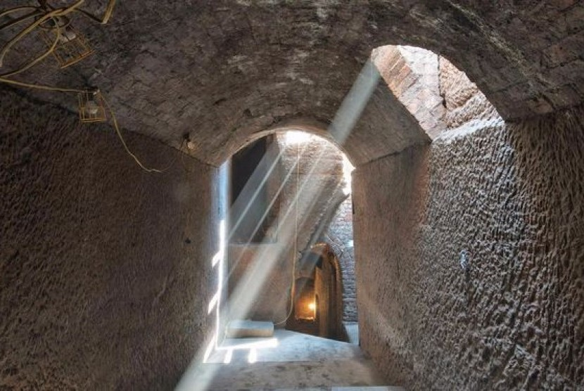 Terowongan berusia 200 tahun di Liverpool ini simpan banyak misteri