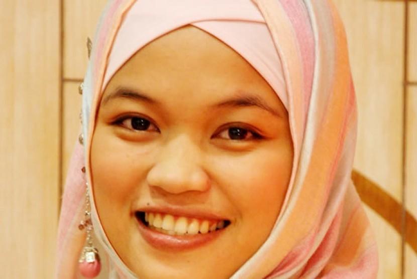 Tersenyum (Ilustrasi)