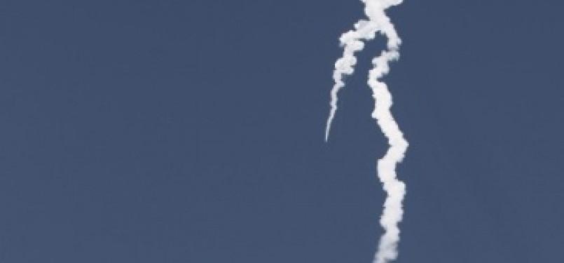 Tes penembakan rudal oleh Israel