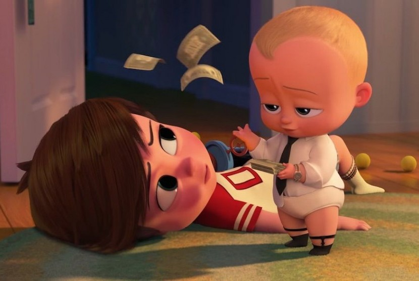 Permalink to Trolls dan The Boss Baby Dibuat Serial