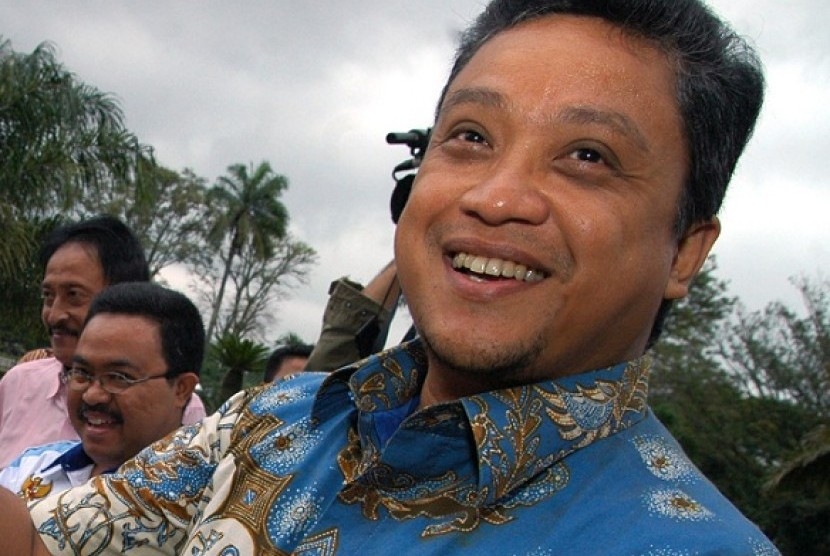 The Deputy Governor of West Java, Dede Yusuf (file photo)