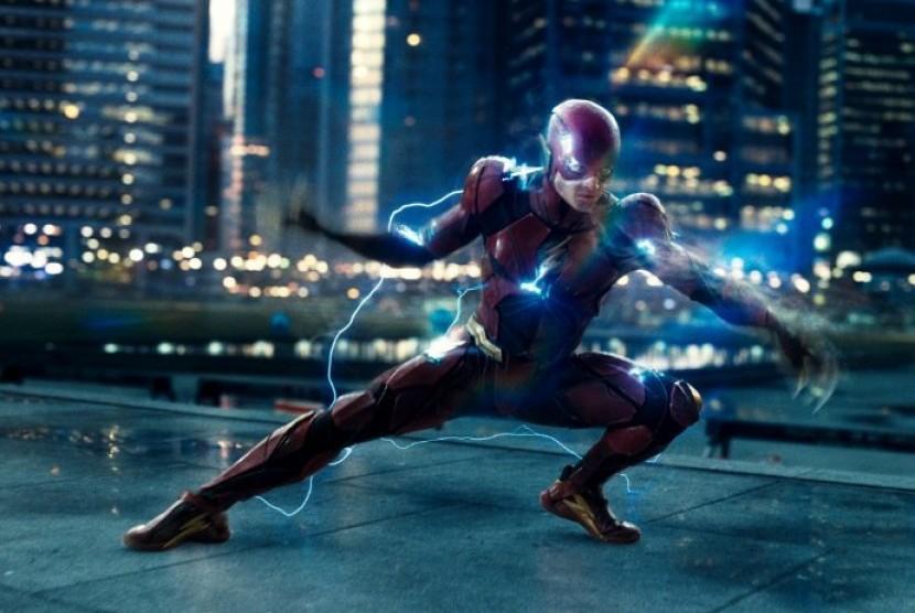 Flash Dapatkan Film Solo