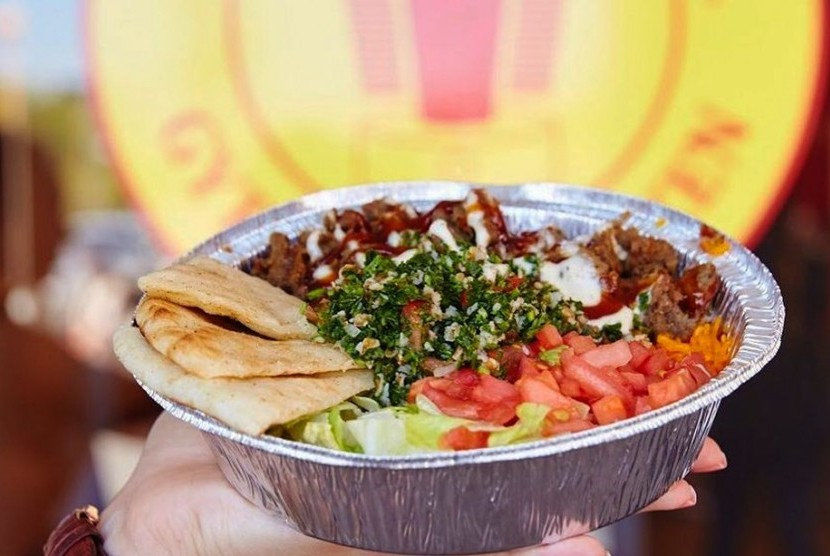 Restoran Halal Masuk Kasino di Las Vegas
