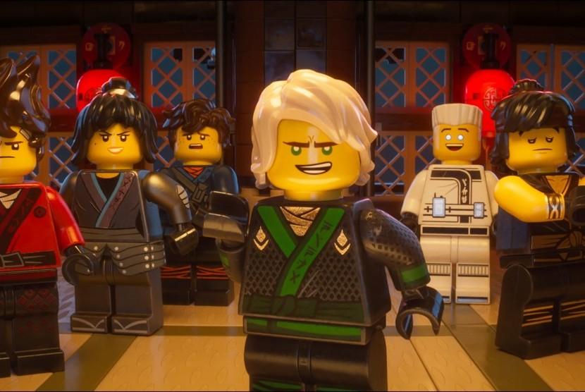 6 Alasan The Lego Ninjago Movie Menarik Ditonton