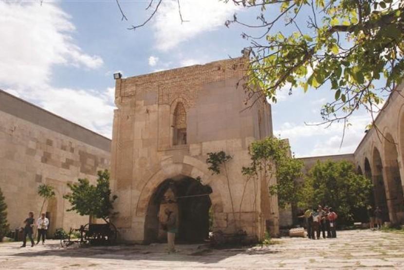 Ragam Arsitektur Dinasti Seljuk
