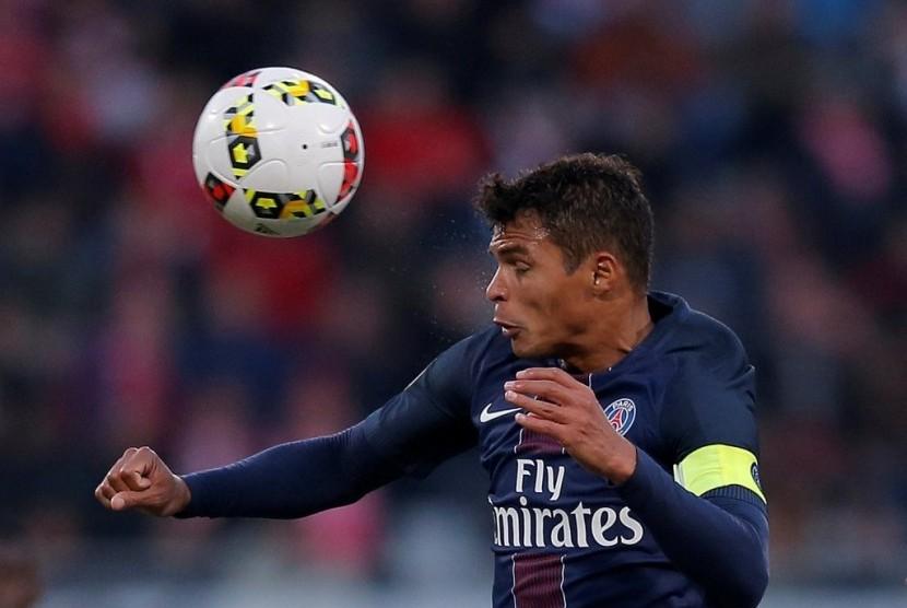 Agen: Kontrak Thiago Silva Sampai 2018 di PSG