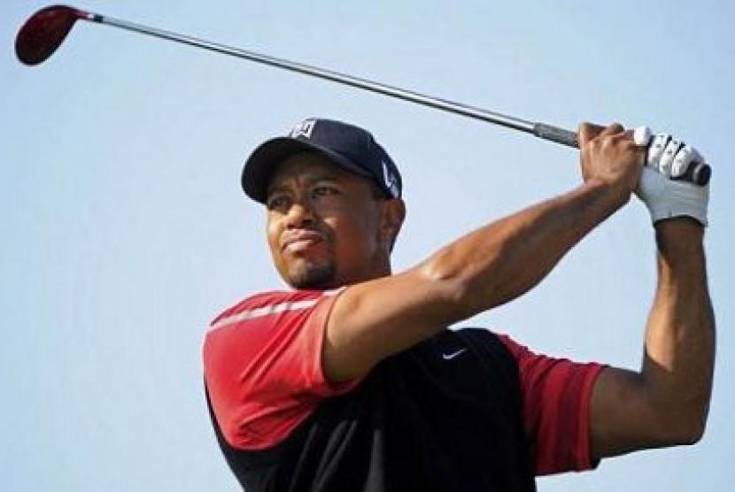 Tiger Woods Tunggu Perkembangan Kesehatannya