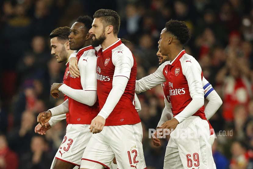 Peluang Besar Arsenal Melaju dengan Mulus
