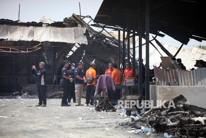 Cerita Keluarga Korban Kebakaran di Gudang Petasan Kosambi