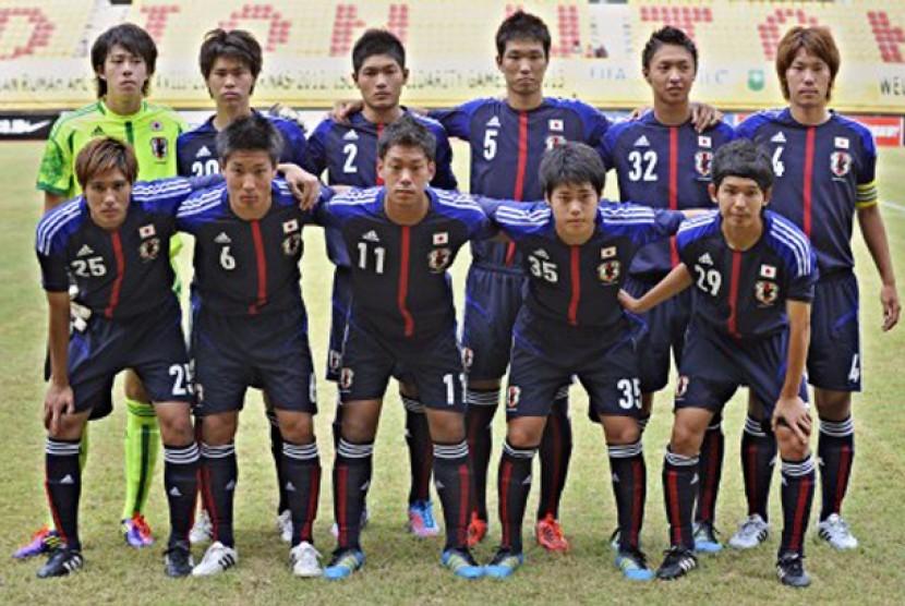 Tim sepakbola nasional Jepang U-22.
