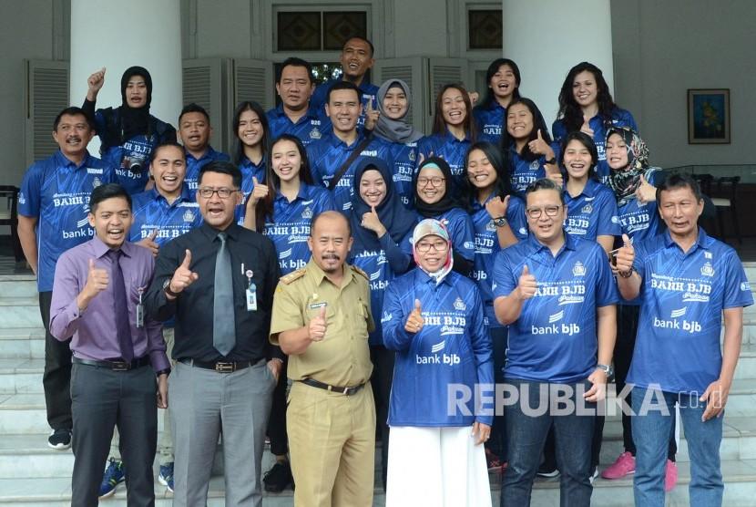 Bandung Bank BJB Pakuan Incar Juara Proliga 2018